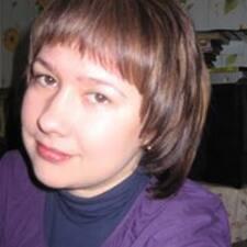 โพรไฟล์ผู้ใช้ Ирина