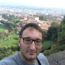 Profil utilisateur de Luca Giuseppe Maria
