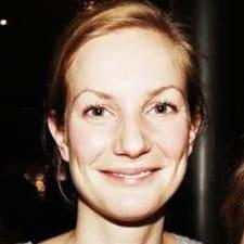 Profil utilisateur de Camilla Krabbe