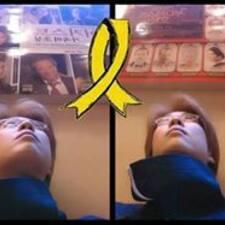 Tae-Eun felhasználói profilja