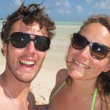 Profil utilisateur de Alyette & Romain