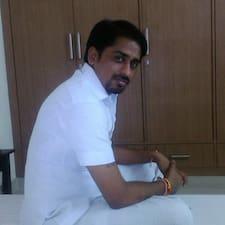 Rajiv est l'hôte.