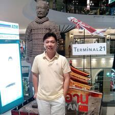 Profil Pengguna Kheng Ling
