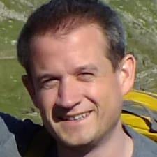 Jamie felhasználói profilja