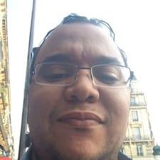 Profil utilisateur de M'Hamed