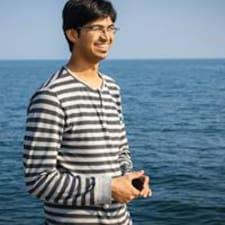 Gauraw felhasználói profilja