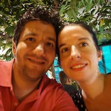 Nutzerprofil von Valérie & Walid