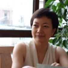 Gebruikersprofiel Yingjie
