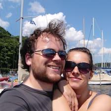 Stephanie & Markus的用户个人资料