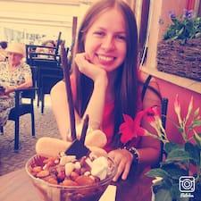Nutzerprofil von Justyna