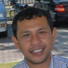 Muzailin User Profile