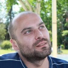 Perfil do utilizador de Riccardo