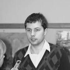 Rostyslav felhasználói profilja