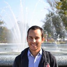 Diogo felhasználói profilja