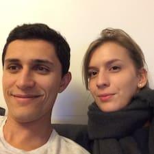 Nutzerprofil von Marie & Karim