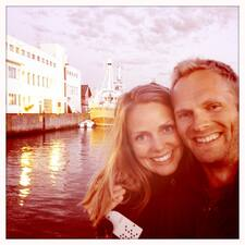 Christoffer And Hanne User Profile