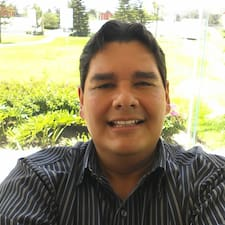 JuanCarlos ist der Gastgeber.