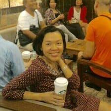 Phương Thu felhasználói profilja