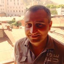 Профиль пользователя Irakli