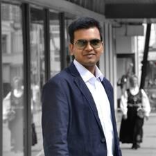 Henkilön Vivek käyttäjäprofiili