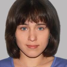 Ksénia User Profile