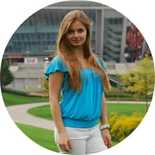Iryna Brukerprofil