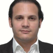 Eliseo felhasználói profilja