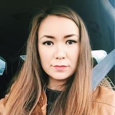 Profil utilisateur de Zhanerke