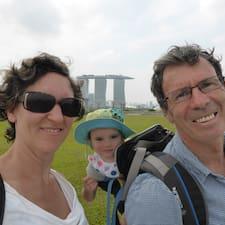 Jennifer, Andrew & Isobel User Profile