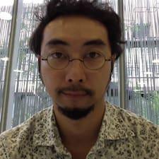 Henkilön Yusuke käyttäjäprofiili