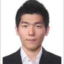 Perfil do usuário de Joohwa