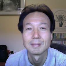 Profil utilisateur de Masatoshi