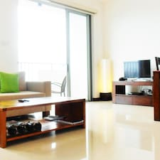 Colombo Apartment User Profile