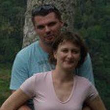 Профиль пользователя Szabolcs & Livia