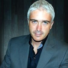 Pierre-Antoine felhasználói profilja