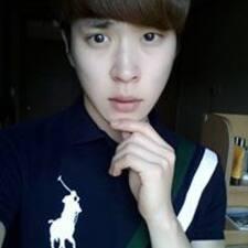 Profil utilisateur de Sangwon