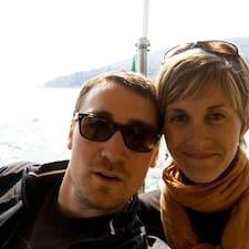 Dana & John User Profile