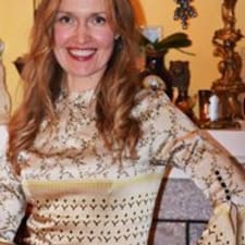 Lilia felhasználói profilja