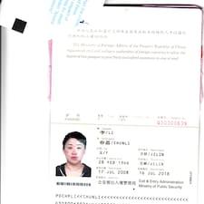 Perfil de usuario de Chunli