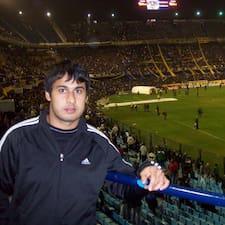 Profil utilisateur de Martín Ariel
