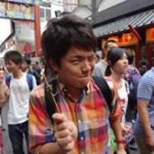 Yosuke的用戶個人資料