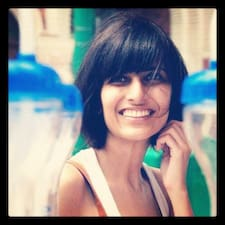 Profil utilisateur de Aashna