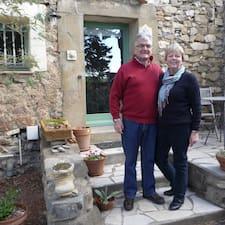 Catherine & Peter User Profile