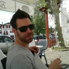 Användarprofil för Stéphane