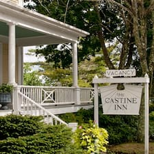 The Castine Inn User Profile