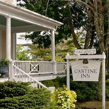 The Castine Inn es el anfitrión.