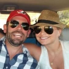 Profil utilisateur de Brittany & Ian