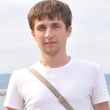 Perfil do utilizador de Dmitry