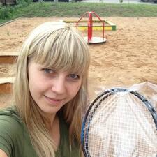 Profil utilisateur de Svetlana