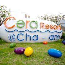 Profil utilisateur de Cera Resort